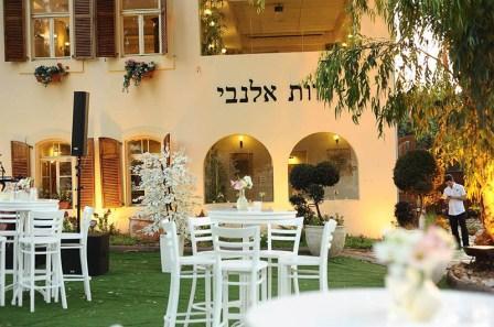 גני אירועים במרכז חוות אלנבי
