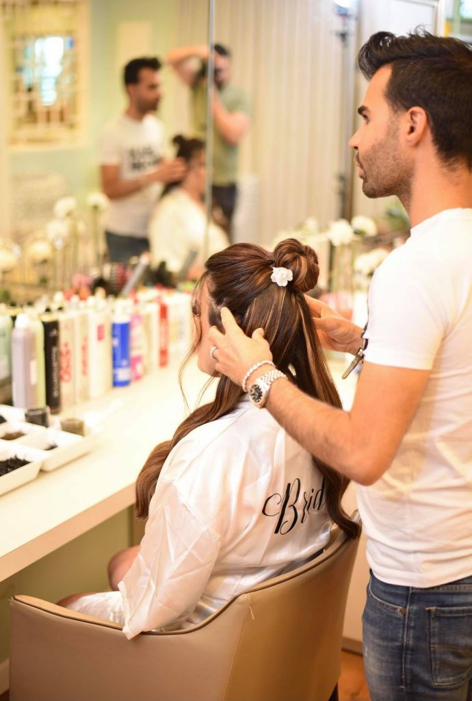 שיער לחתונה