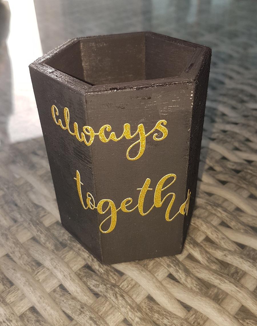 עיצוב בעמדת כניסה לחתונה DIY 7