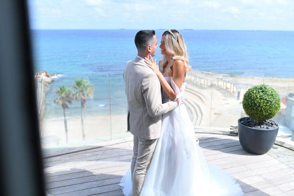 מקום התארגנות לחתונה 1