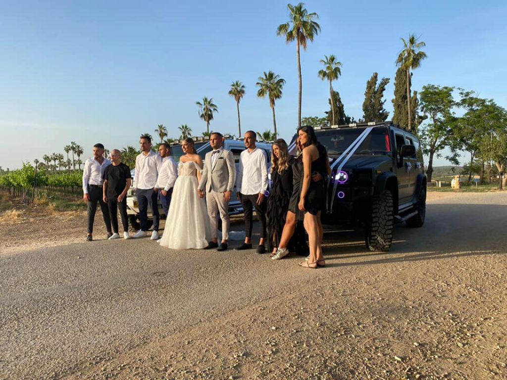 השכרת רכב לחתונה 1